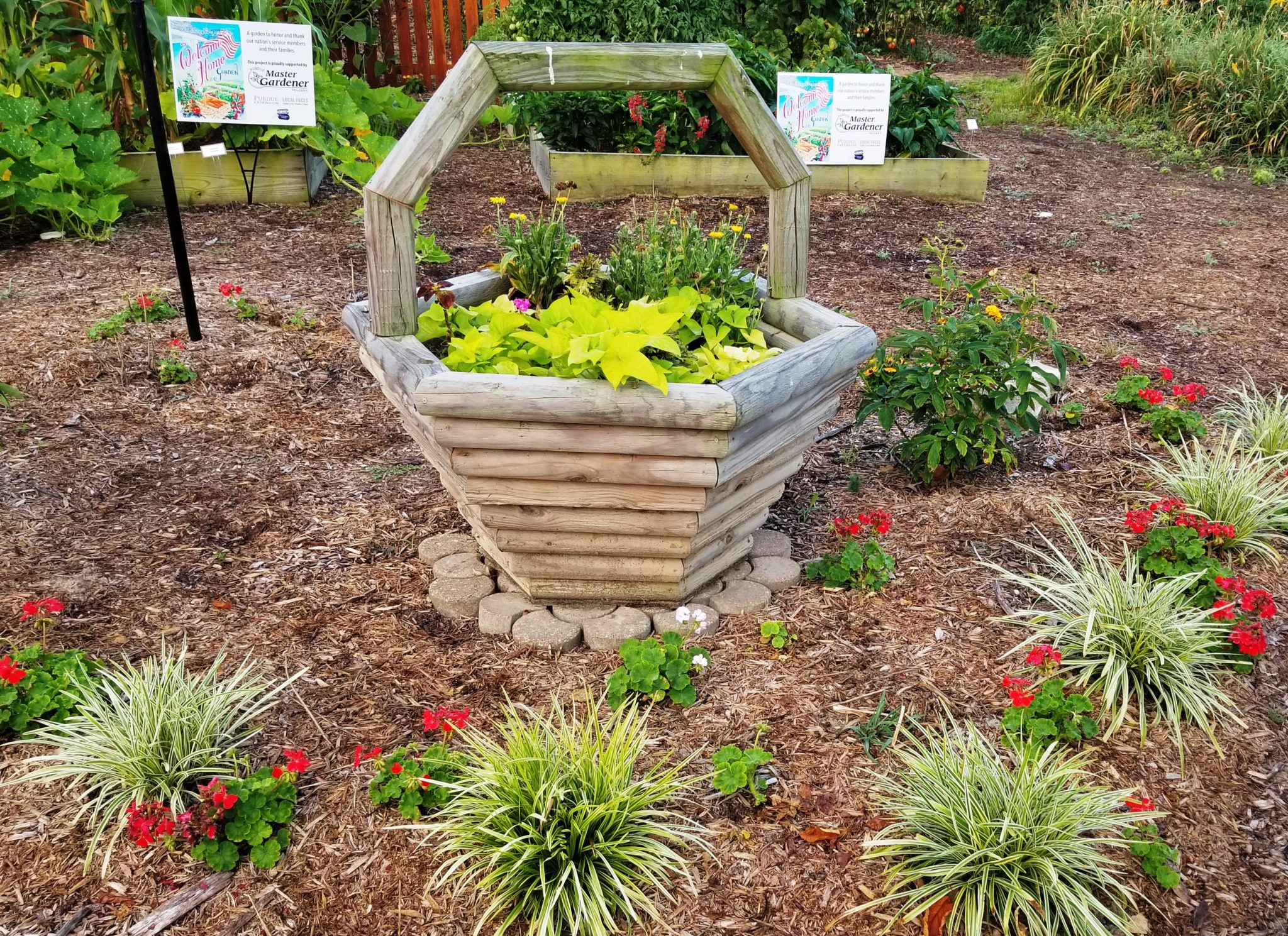 Welcome Home Garden - Southwestern Indiana Master Gardener Association